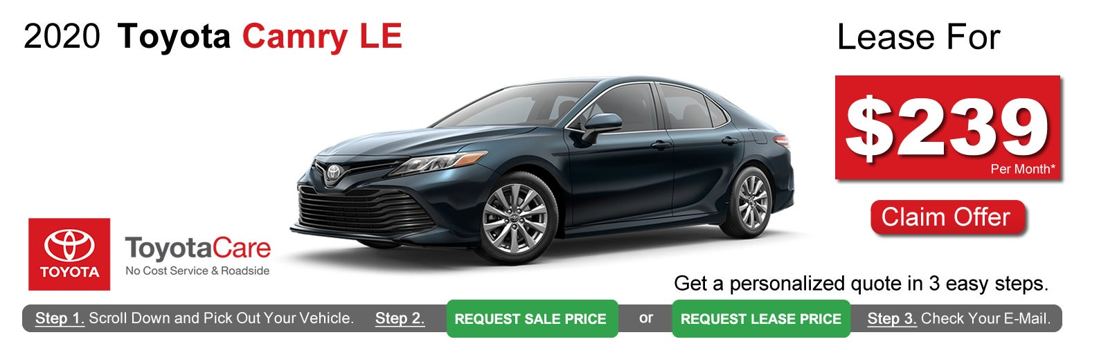 Toyota Camry Lease >> Toyota Camry Lease Deals Near Boston Ma Lease Offers