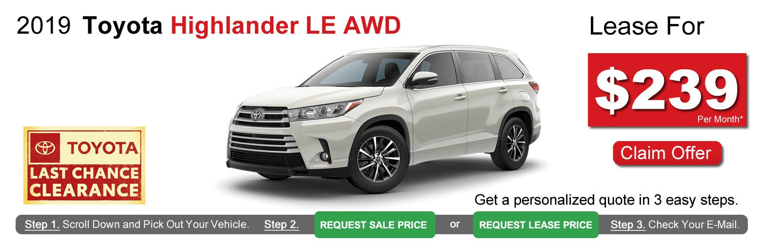 Toyota Highlander Lease >> Toyota Highlander Lease Deals Near Boston Ma Lease Offers